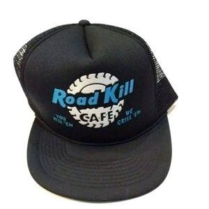 Accessories - 💜Road Kill Cafe You Kill Em We Grille Em Hat